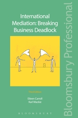 International Mediation: Breaking Business Deadlock